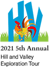 Hill and Valley Exploration Logo