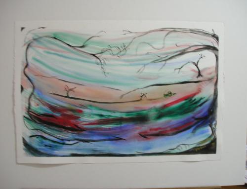 Artist Robert (RC) Hare Sr.